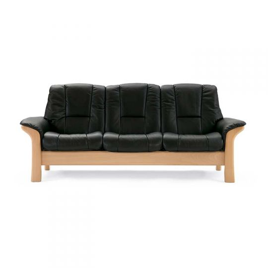 Stressless Buckingham Lowback 3 Seater Sofa