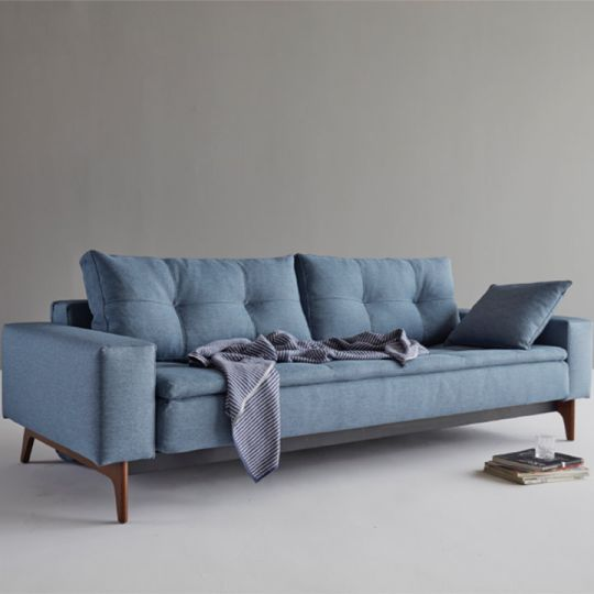 LIMITED QUANTITY* INNOVATION LIVING KARLA CONVERTIBLE SOFA - WITH ...