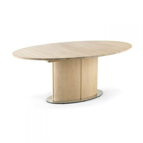 new styles fed0f 6f244 SKOVBY SM 73 OVAL DINING TABLE